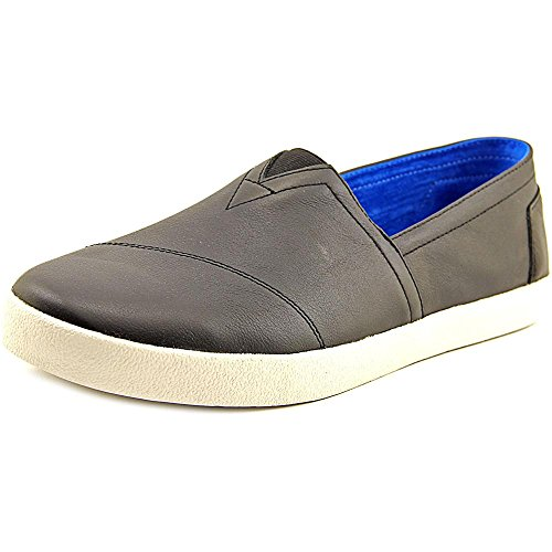 TOMS Men's Avalon Sneaker Black Casual Shoe 11.5 Men ()