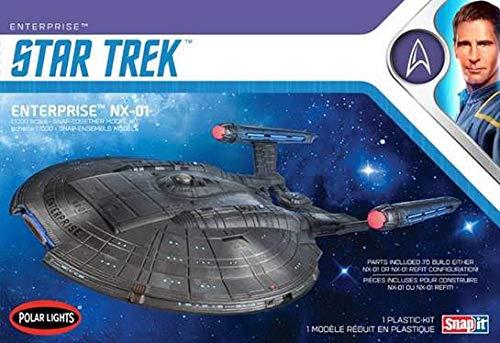 Polar Lights Snap (Star Trek NX-01 Enterprise (Snap) Model kit Round 2)