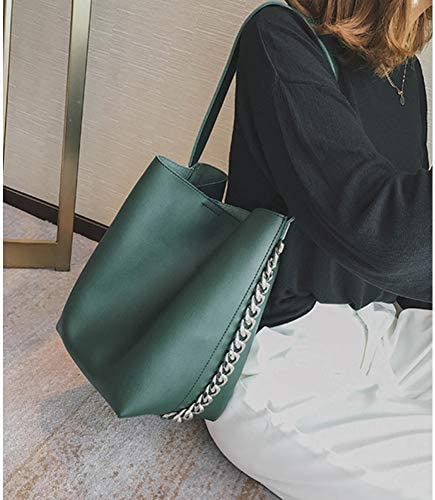 KLJDC Sacs portés épaule Cabas Sac à bandoulière Grande capacité Sac à Main pour Femme Sac fourre-Tout pour Femme