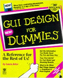 GUI Design For Dummies