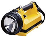 Streamlight 45117 Litebox Standard System Flashlight with AC/DC, Shoulder Strap and Mounting Rack, Yellow