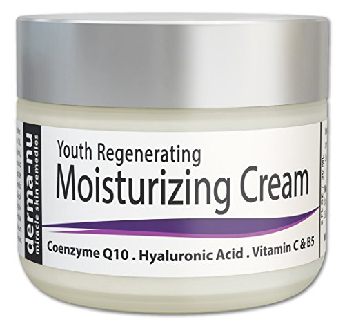 Natural Anti Aging Face Cream - Organic Facial Moisturizer for Firm Age Defying Skin - Fine Lines, Dark Spots &...