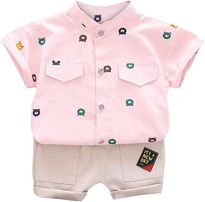 Julhold - Conjunto de Ropa de bebé de Dibujos Animados, Camiseta ...