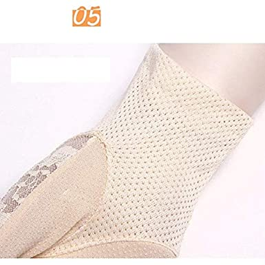 New Summer Anti UV Sun Protection Driving Touch Screen Lace Gloves For Women