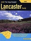 Lancaster County Street Atlas, , 087530575X