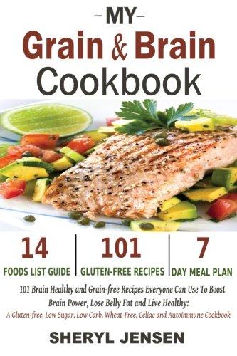 grain brain recipe book - 4