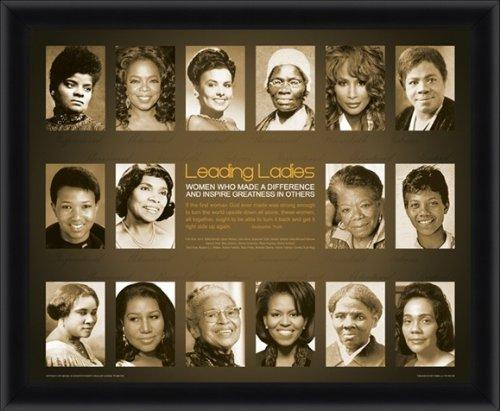 Leading Ladies - Obama Michelle Glasses