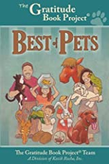 The Gratitude Book Project: Best of Pets Paperback
