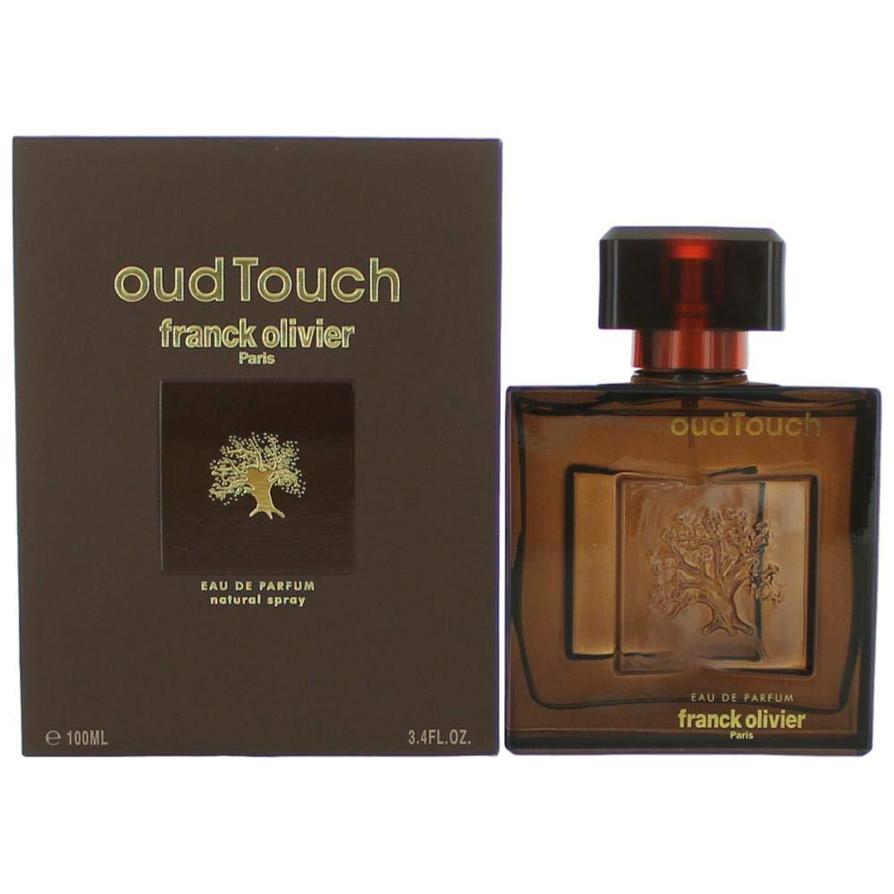 637fb1f23 Amazon.com : Frank Olivier Black Touch for Men Eau De Toilette Spray ...