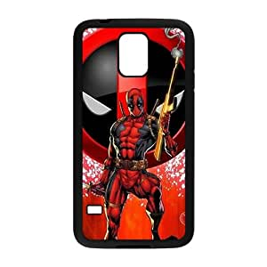 Red cloth Deadpool Cell Phone Case for Samsung Galaxy S5