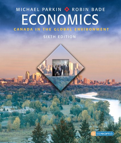 Test bank for Macroeconomics 11th Edition by Michael Parkin