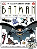 img - for DC Animated Batman Sticker Book book / textbook / text book