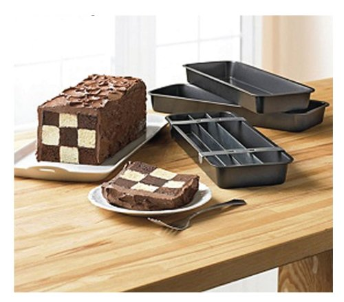 Chefs Basics Checkerboard Loaf Pan
