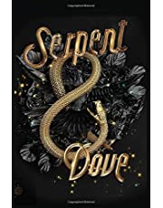 Serpent Dove: Lined Notebook / Journal Gift, 100 Pages, 6x9, Soft Cover, Matte Finish
