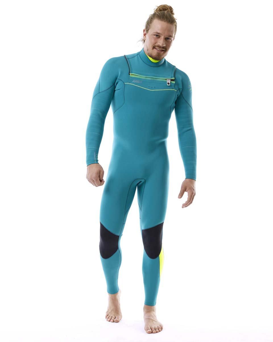 JOBE PORTLAND 3 2 BACK ZIP Full Suit 2018 grau B078Y8RN9V Neoprenanzüge Saisonaler heißer Verkauf