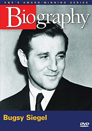 amazon com biography bugsy siegel a e dvd archives bugsy