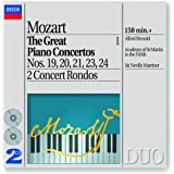 Great Piano Concertos Vol. 1: 19 20 21 23 24