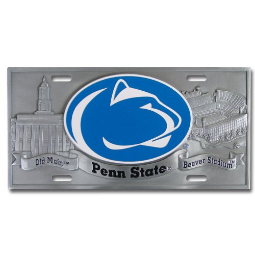 (Siskiyou Penn St. Nittany Lions College Collector's Plate)