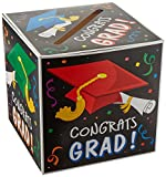 Kitchen & Housewares : Beistle Congrats Graduate Card Box, 9-Inch by 9-Inch