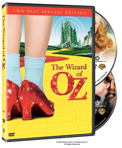 The Wizard of Oz (Two-Disc Special Edition) (Willy Wonka And The Chocolate Factory Jr)