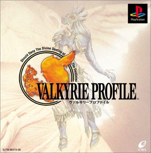 Lenneth Valkyrie Psp Profile - Valkyrie Profile