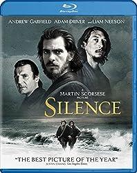 Silence [Bddigital Hd Combo] [Blu-ray]