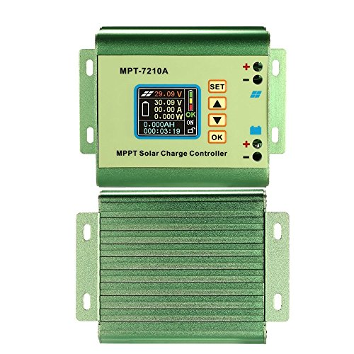 Riorand Mppt Solar Controller Street Home Charging System