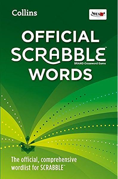 Collins Official Scrabble Words: The official, comprehensive wordlist for Scrabble™: Amazon.es: Collins Dictionaries: Libros en idiomas extranjeros