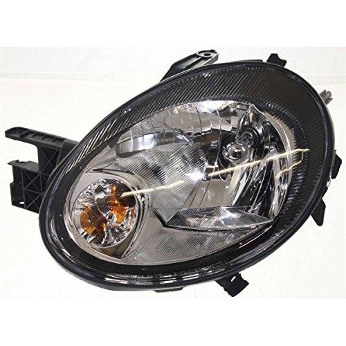 Diften 114-A2146-X01 - Dodge Neon 03-05 Headlights Headlamps Pair Set Left Lh & Right Rh New