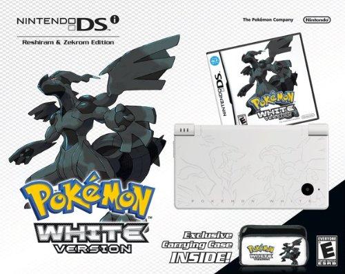 Pokemon White Version Bundle Nintendo DS