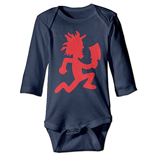 YYAASHOP Baby's Hatchet Man Hanging Bodysuit Romper Playsuit Outfits Clothes Climbing Clothes Long (Dark Knight Joker Suit)