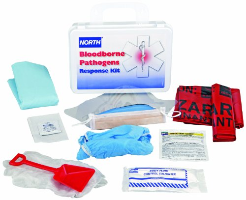 North by Honeywell 019746-0032L Response Kit (127010) Plastic 16 unit Case by Northfifteen