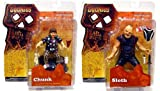 The Goonies Figure Set Of 2 With Chunk & Sloth