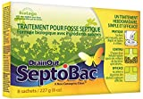 DrainOUT SeptoBac Septic System Treatment, 6 Pack, 48 Use