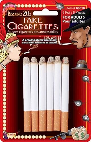 Fake Cigarettes Pack of 6