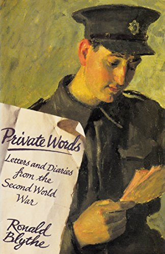 Blythe Journal (Private Words: Letters and Diaries from the Second World War)
