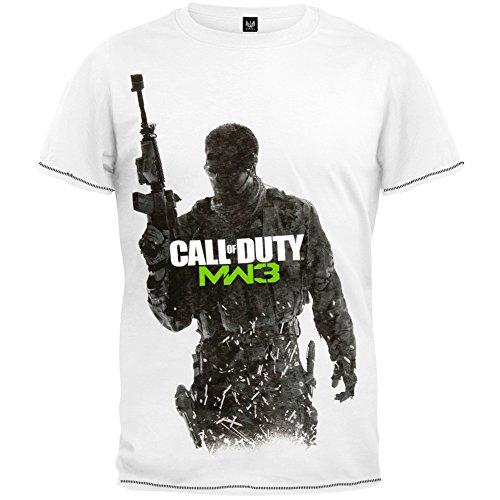 Call of Duty - MW3 Cover Art T-Shirt (Cover Art T-shirt)