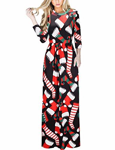 Ruiyige Christmas Dress For Women