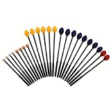 Basic Beat Orff Mallet Bundle, Set of 12 Pairs