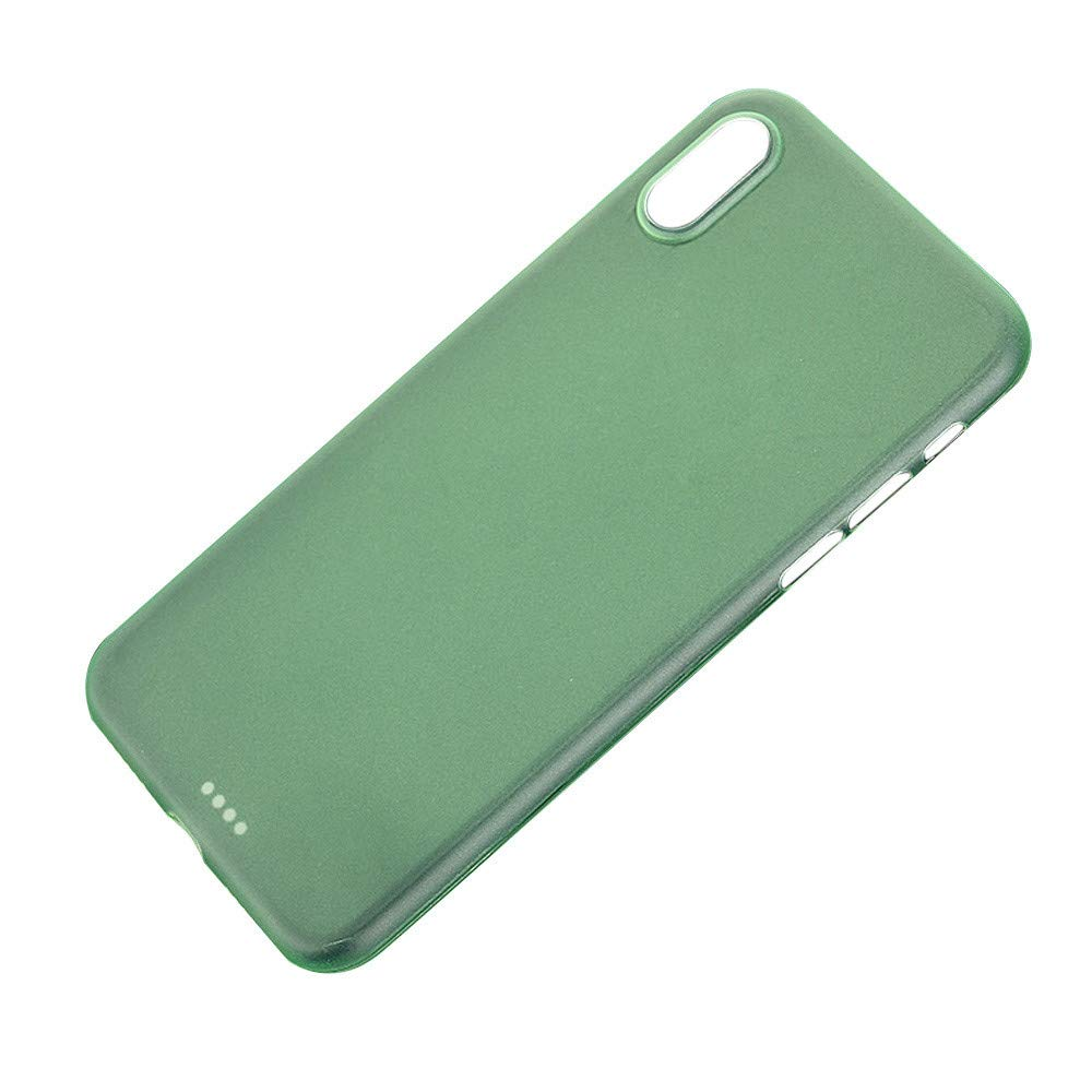 compatible with Iphone XR 6.1 inch Bescita Ultra Thin PP Matte Silicone Case Protective Back Cover Anti-drop and shockproof