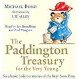 The Paddington Treasury for the Very Young (CD)