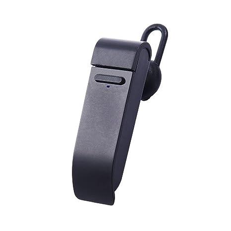 Auriculares inalámbricos Bluetooth instantáneos Smart Traductor, auriculares intraurales Bluetooth 25 idiomas de traducción para Apple