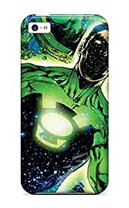 Iphone Protective Case For Iphone 5c Green Lantern