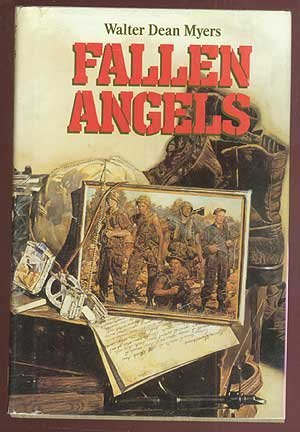 fallen angels essay questions I need a thesis for my essay on fallen angels author, mr myers  fallen angels author source(s):  related questions.