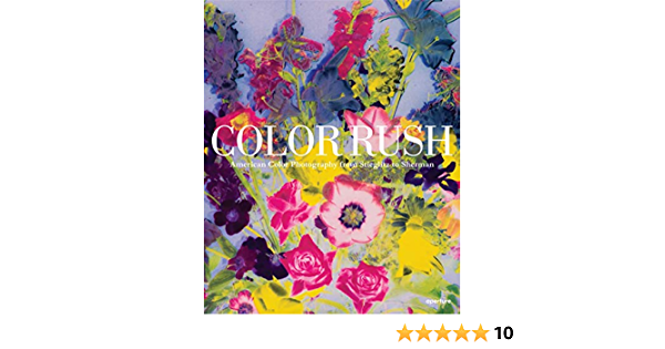 Color Rush American Color Photography From Stieglitz To Sherman Bussard Katherine A Hostetler Lisa 9781597112260 Books