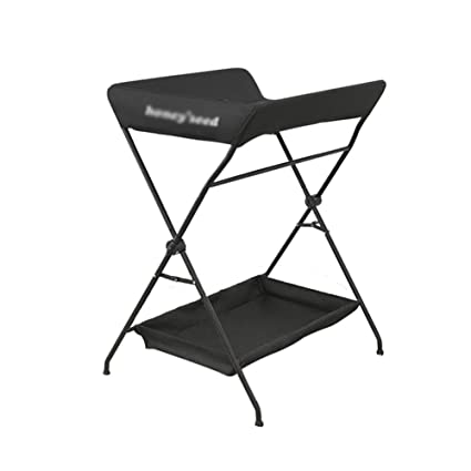 Sensational Amazon Com Changing Table Newborn 0 3 Years Old Black Pabps2019 Chair Design Images Pabps2019Com