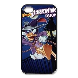 iphone4 4s Phone Case Black Darkwing Duck NegaDuck CYL8676212