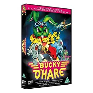 Bucky O'Hare: The Complete Series (2 Disc Set)