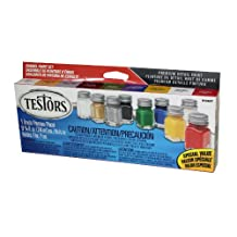 Testors Promotional Enamel Paint Set