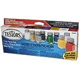 Testors Promotional Enamel Paint Set